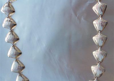 Hermann Siersbol Sterling Silver Necklace