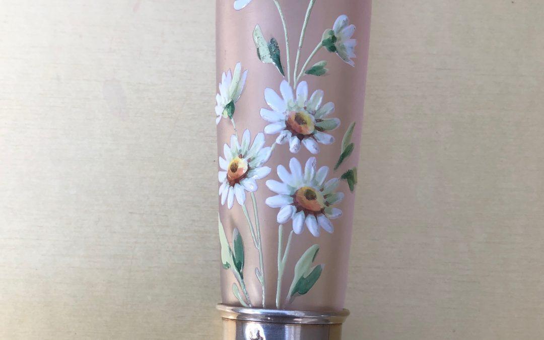 Elegant Absinthe Flask